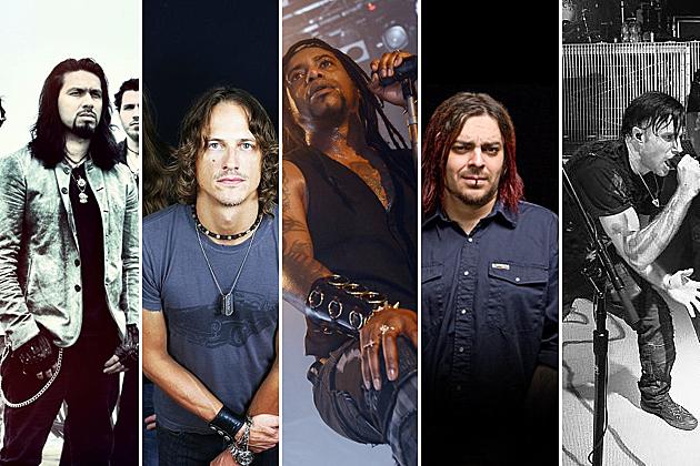 Rock Jam 2013 Friday Night Lineup