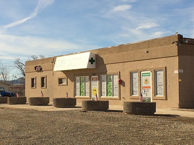 Mesa County 39 S First Recreational Pot Shop Open For Business