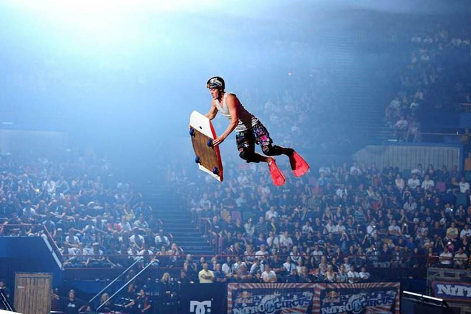 Andy Coscarelli (for Nitro Circus Live)